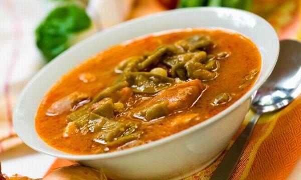 Paradicsom Étterem Zalaegerszeg Menü kép - Palóc leves