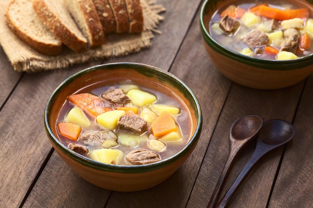 Csikós leves