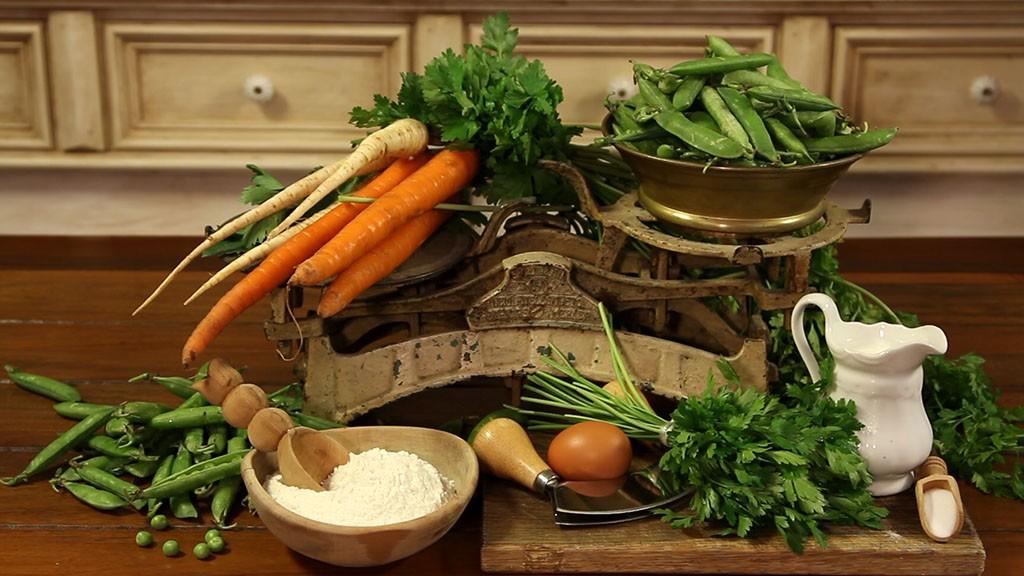 Paradicsom Étterem Zalaegerszeg Menü kép - Kertészné levese